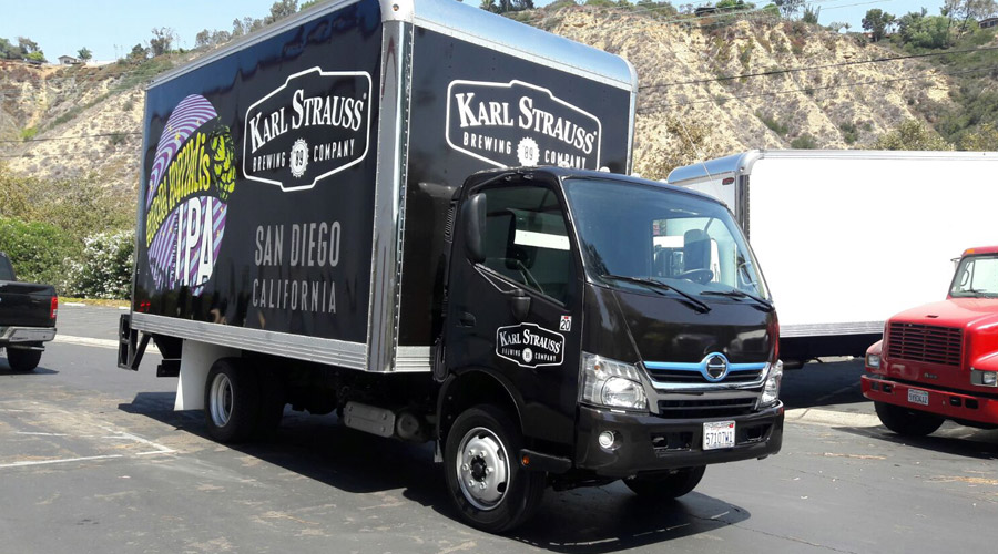 cheap vehicle graphics San Diego